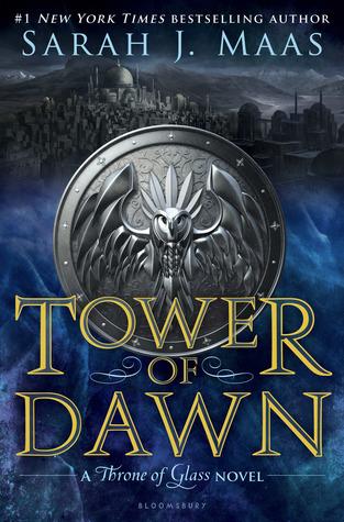 WoW #96 – Tower of Dawn by Sarah J Maas