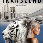"""Book Cover for """"Transcend"""" by Scarlett Dawn"""