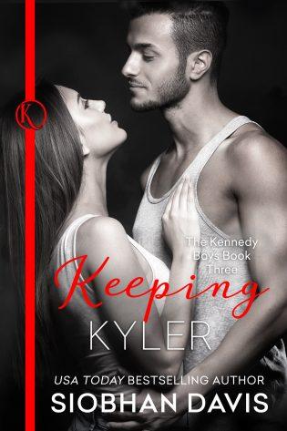 Weekend Reads #92 – Keeping Kyler by Siobhan Davis