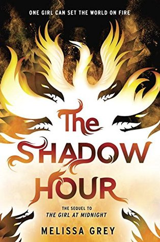 Review: The Shadow Hour by Melissa Grey
