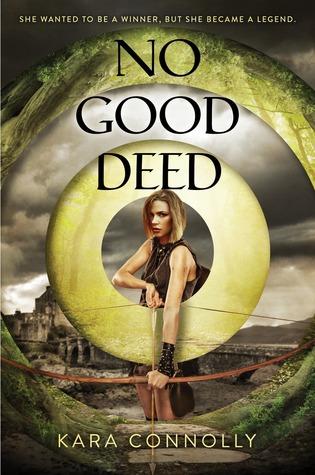 Blog Tour: No Good Deed by Kara Connolly