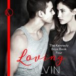 "Book Cover for ""Loving Kalvin"" by Siobhan Davis"