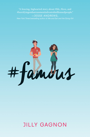 Weekend Reads #96 – #famous by Jilly Gagnon