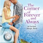 """Book Cover for """"The Corner of Forever and Always"""" by Lia Riley"""