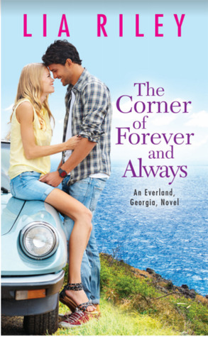 Release Blitz: The Corner of Forever and Always by Lia Riley