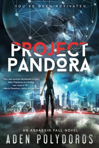 Weekend Reads #95 – Project Pandora by Aden Polydoros