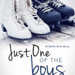 """Book Cover for """"Just One of the Boys"""" by Leah and Kate Rooper"""