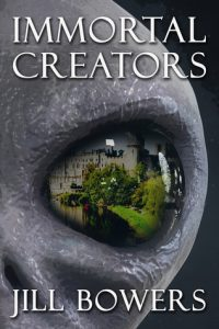"""Book Cover for """"Immortal Creators"""" by Jill Bowers"""