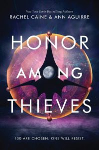 """Book Cover for """"Honor Among Thieves"""" by Rachel Caine and Ann Aguirre"""