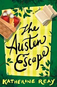 """Book Cover for """"The Austen Escape"""" by Katherine Reay"""