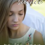 """Book Cover for """"Stone Silence"""" by Taylor Dean"""