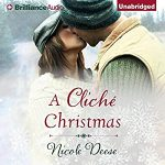 """Book Cover for """"A Cliché Christmas"""" by Nicole Deese"""