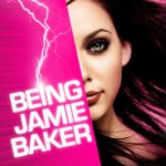 """Book Cover for """"Being Jamie Baker"""" by Kelly Oram"""