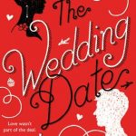 """Book Cover for """"The Wedding Date"""" by Jasmine Guillory"""