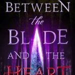 """Book Cover for """"Between the Blade and the Heart"""" by Amanda Hocking"""