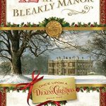 """Book Cover for """"12 Days at Bleakly Manor"""" by Michelle Griep"""