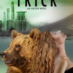 """Book Cover for """"Trick"""" by Scarlett Dawn"""