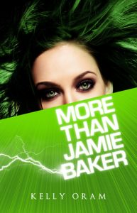 """Book Cover for """"More Than Jamie Baker"""" by Kelly Oram"""
