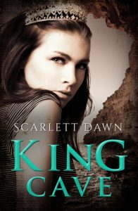 """Book Cover for """"King Cave"""" by Scarlett Dawn"""