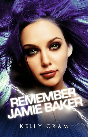 """Book Cover for """"Remember Jamie Baker"""" by Kelly Oram"""