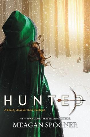 Weekend Reads #108 – Hunted by Meagan Spooner #MyTBRL