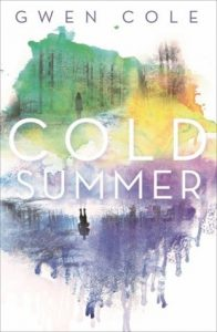 """Book Cover for """"Cold Summer"""" by Gwen Cole"""