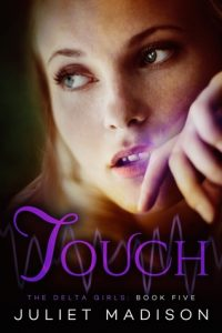 """Book Cover for """"Touch"""" by Juliet Madison"""