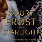 """Book Cover for """"A Court of Frost and Starlight"""" by Sarah J. Maas"""
