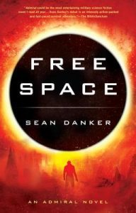 """Book Cover for """"Free Space"""" by Sean Danker"""