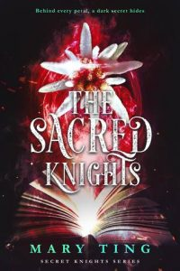 """Book Cover for """"The Sacred Knights"""" by Mary Ting"""