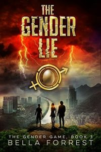 """Book Cover for """"The Gender Lie"""" by Bella Forrest"""