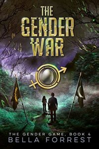 """Book Cover for """"The Gender War"""" by Bella Forrest"""