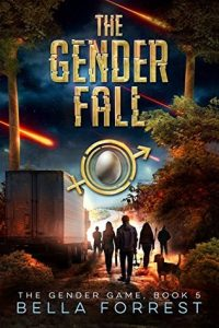 """Book Cover for """"The Gender Fall"""" by Bella Forrest"""