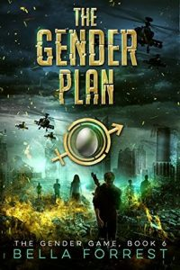 """Book Cover for """"The Gender Plan"""" by Bella Forrest"""