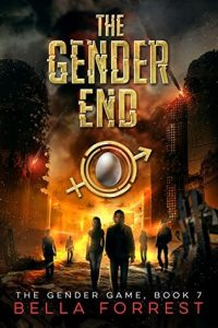 """Book Cover for """"The Gender End"""" by Bella Forrest"""