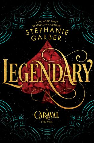 WoW #118 – Legendary by Stephanie Garber