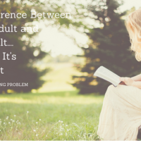 The Difference Between Young Adult and New Adult…and Why It's Important