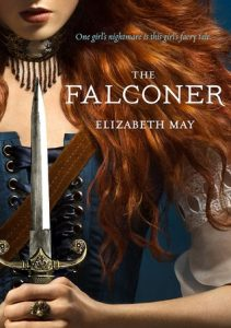 """Book Cover for """"The Falconer"""" by Elizabeth May"""