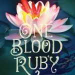 """Book Cover for """"One Blood Ruby"""" by Melissa Marr"""