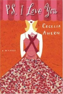 """Book Cover for """"P.S. I Love You"""" by Cecelia Ahern"""