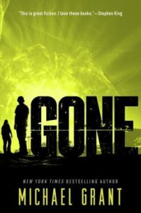 """Book Cover for """"Gone"""" by Michael Grant"""