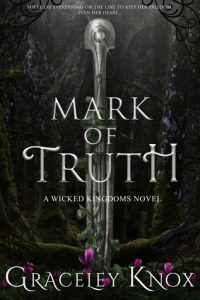 """Book Cover for """"Mark of Truth"""" by Graceley Knox"""