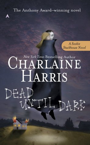 """Book Cover for """"Dead Until Dark"""" by Charlaine Harris"""