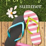 """Book Cover for """"Perfectly Summer"""" by Robin Daniels"""