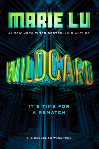 """Book Cover for """"Wildcard"""" by Marie Lu"""
