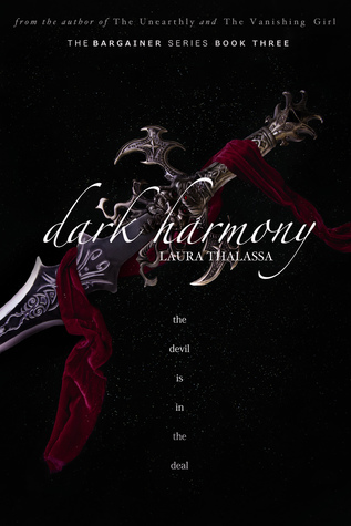 """Book Cover for """"Dark Harmony"""" by Laura Thalassa"""