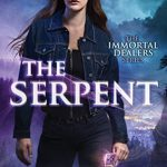 """Book Cover for """"The Serpent"""" by Sarah Fine"""