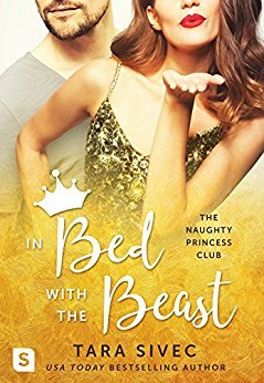 """Book Cover for """"In Bed with the Beast"""" by Tara Sivec"""