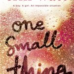 """Book Cover for """"One Small Thing"""" by Erin Watt"""