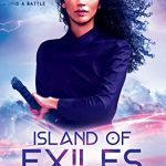 """Book Cover for """"Island of Exiles"""" by Erica Cameron"""